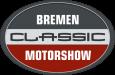 Logo Bremen Classic Motorshow in der MESSE BREMEN