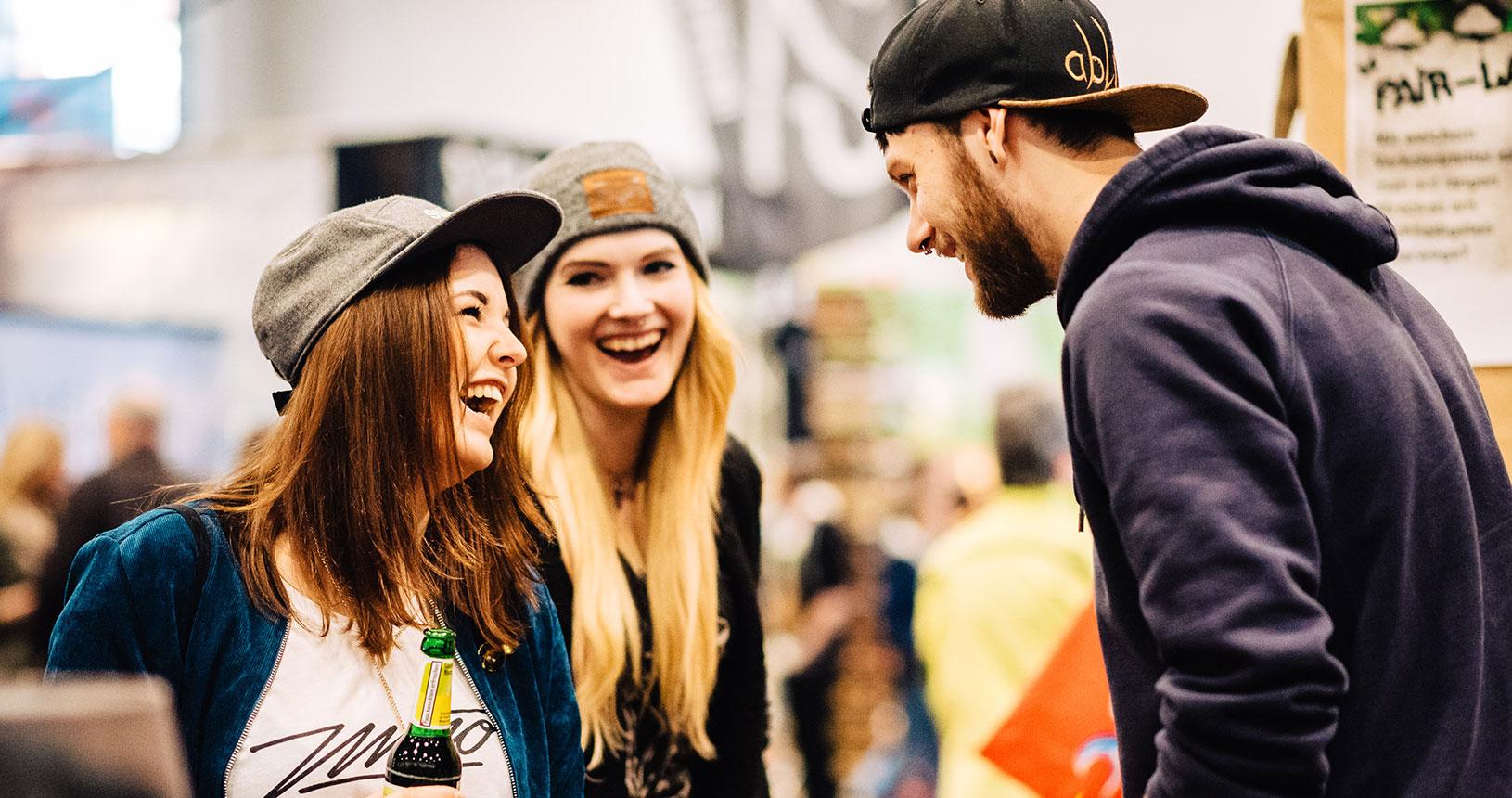 Freizeit- Freunde treffen auf der RUFUS Bremen